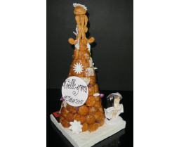 Croquembouche ( forme simple)